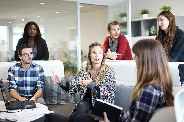 Pracovní porada - delegování úkolů